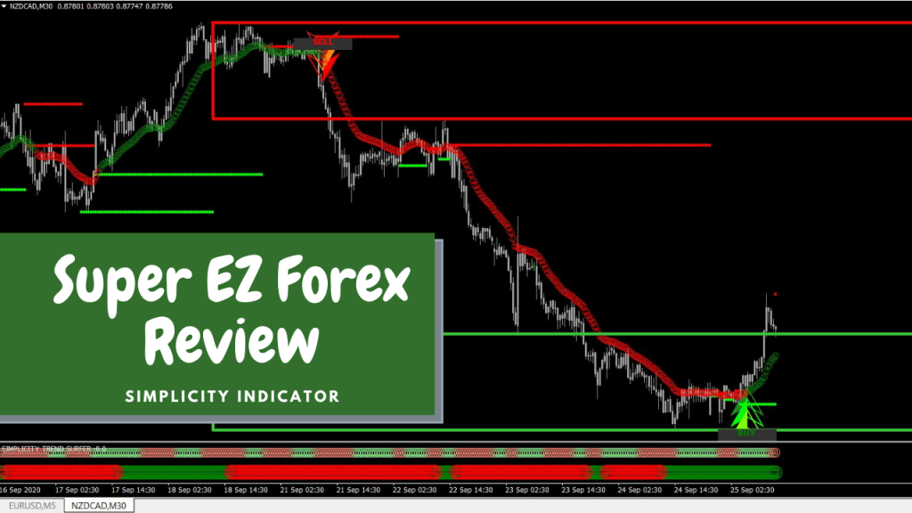 Super EZ Forex Review Simplicity